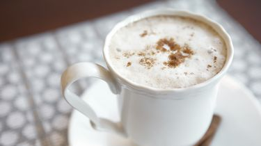 herfst recept pumpkin spiced latte spicy koffie