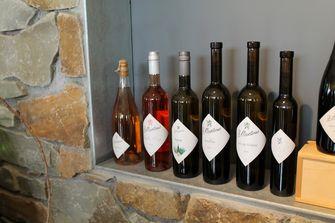 Limburgse wijnen van St Martinus