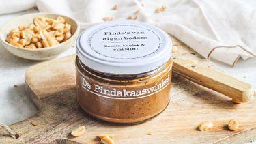 Pinda's van eigen bodem van De Pindakaaswinkel