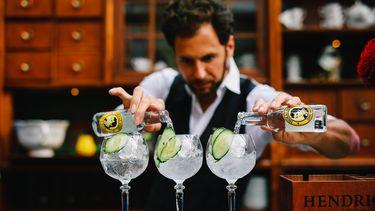 Hendrick's Gin Komkommerspelen