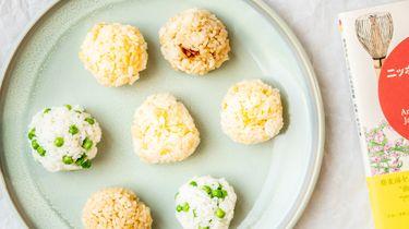 Onigiri: makkelijke sushiballen