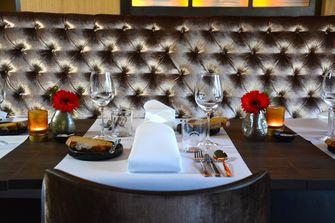 Interieur restaurant Doyy