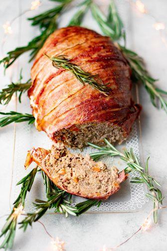 Makkelijk hoofdgerecht voor kerst: gehaktbrood