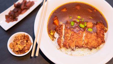 Japanse curry bij Kiiro in Rotterdam