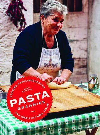 pasta grannies kookboek