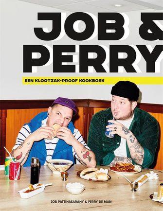 cover Job en Perry - een klootzakproef kookboek
