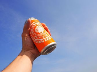 Poesiat & Kater Koningsdag bier