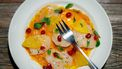 Culy homemade ceviche coquilles