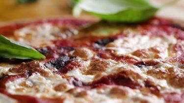 Homemade Pizza Margherita By Mario Batali