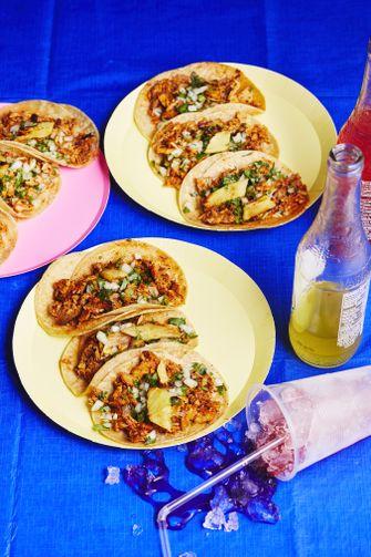 Tacos Al Pastor recept
