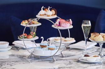 Afternoon Tea at Home Waldorf x Igone de Jongh