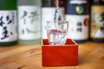 sake bij Kounosuke