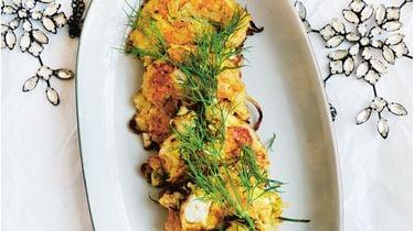 Aardappelpannenkoekjes