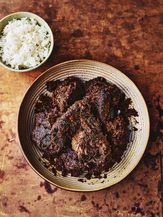 Indonesische daging rendang
