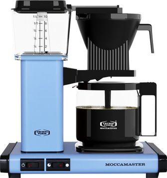 moccamaster als deel van koffietools