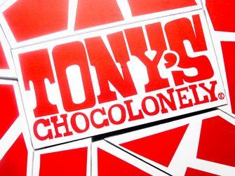 Tony's Chocolony Chocolate Bar