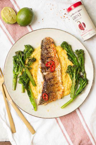 Makkelijk recept voor vis met chili en limoen