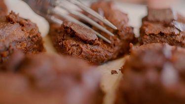 Afbeelding van zoete aardappelbrownies van Deliciously Ella