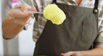 Mango ijs maken zonder ijsmachine