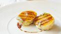 Afbeelding van gerecht in restaurant met Michelinster