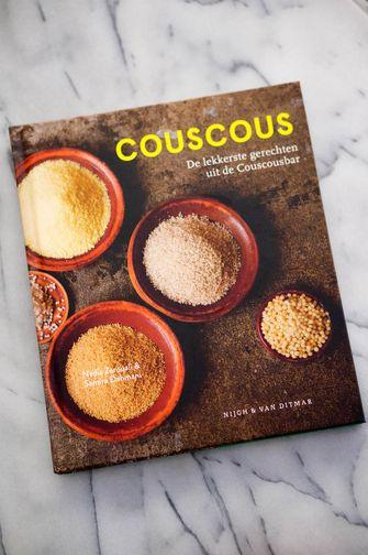 Couscous boek van Nadia Zerouali en Samira Dahmani