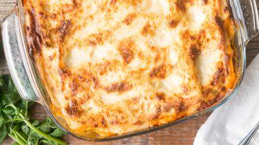 basisrecept lasagne