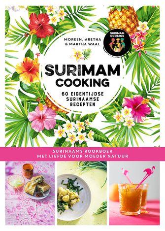 Cover boek SuriMAM