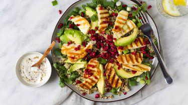 salade met quinoa zomerse salades