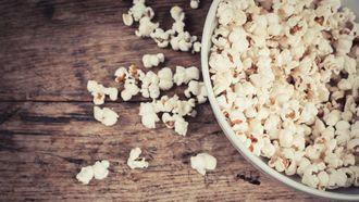 Popcorn in je muesli