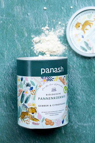 pannenkoekenmixen van Panash