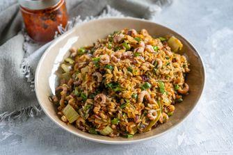 nasi goreng van Syrco Bakker