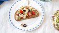 Broodje Griekse kipsalade