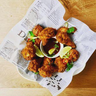 Fried chicken bij Soso Zoetermeer