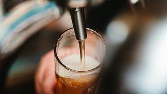 Black and tan bier