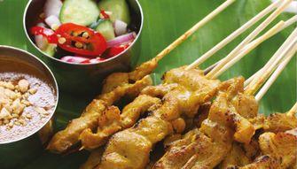 Silom Thai kipsaté's