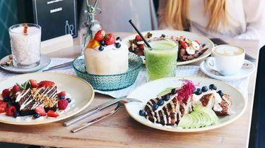 vers ontbijt en koffie