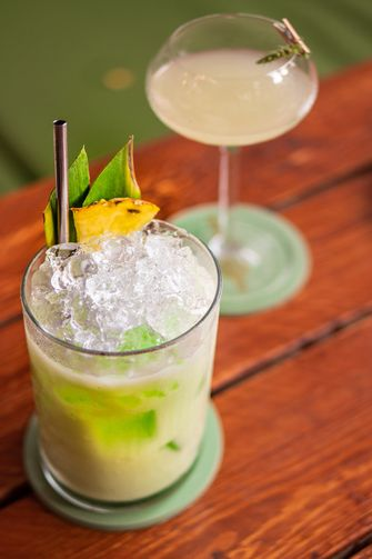 Cocktails bij Calaboose in Rotterdam