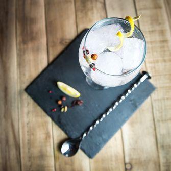 geschiedenis van gin tonic