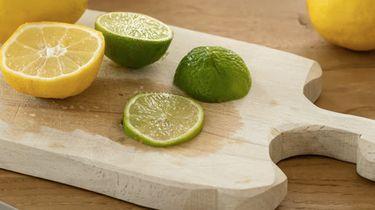 snijplank als voorbeeld van hoe snijplank schoonmaken