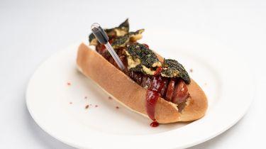 Japanse hotdog van Robert Kranenborg