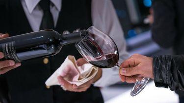 zwarte wijn