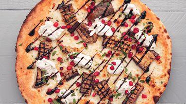 pizza van de pizzabakkers