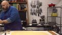 Evan Funke maakt pasta