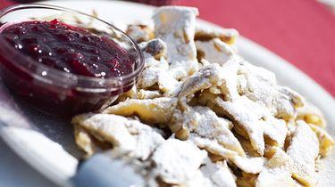 Oostenrijkse Kaiserschmarrn recept