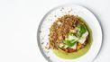 Knolselderij met porcinikruim / afhalen bij Café Binnenvisser