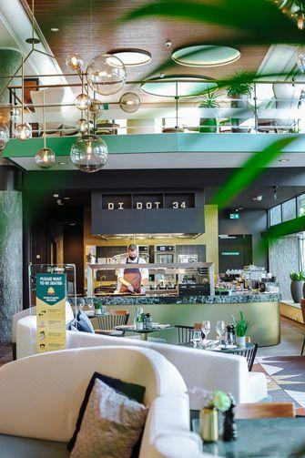 The Slaak hotel en restaurant Didot34