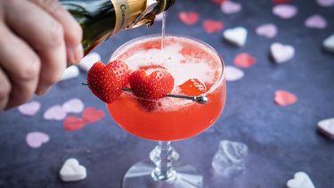 valentijnscocktail (cherub's rub)