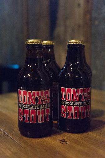 Tony's Chocolonely bier