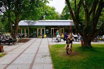 Restaurant Greens in Den Haag
