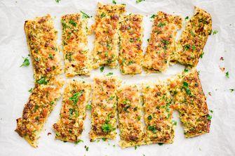 Makkelijk broccoli-kaasbrood recept
